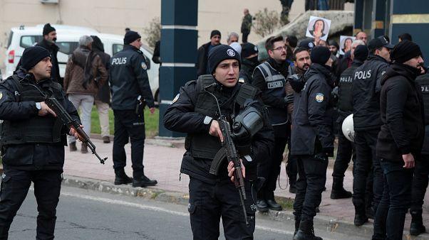 Gözaltına alınan Avrupa Alevi Birlikleri Konfederasyonu onursal başkanı Öker serbest bırakıldı