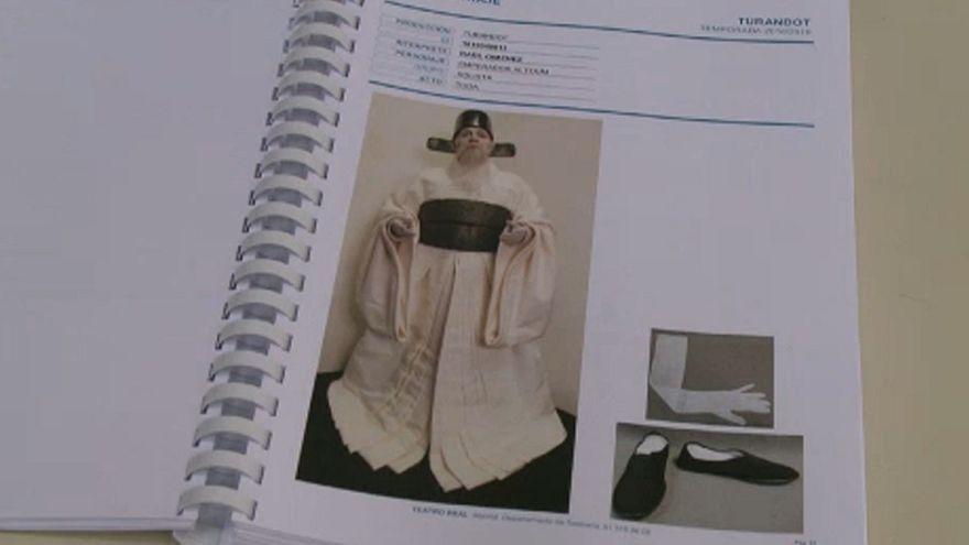 Turandot-kosztümöket loptak