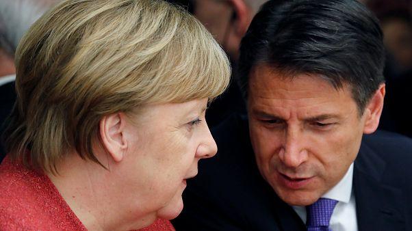 Меркель защищает принцип многосторонности