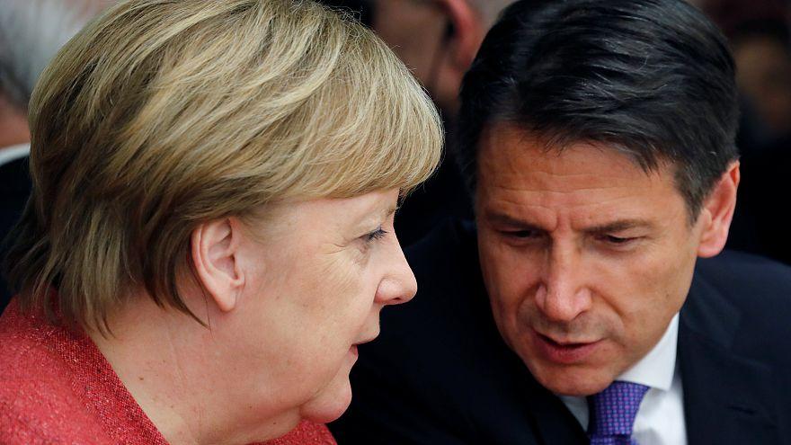 Davos 2019 : Angela Merkel vante le multilatéralisme et fustige le populisme