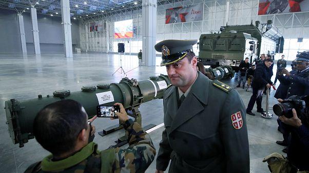 رونمایی از موشک تازه روسیه و اوجگیری چالش با آمریکا