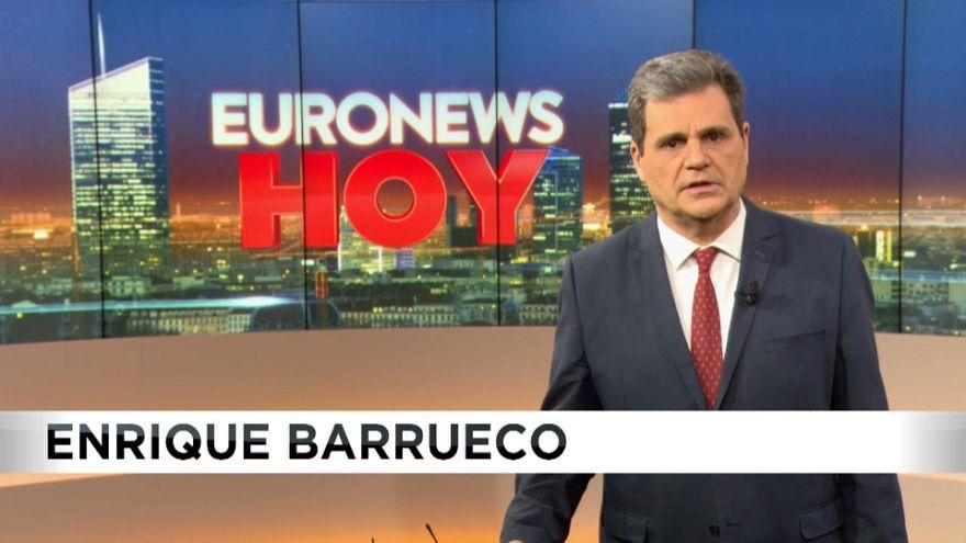 Euronews Hoy. Las claves informativas del día