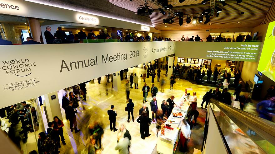 Davos 2019: Only 22% of the attendees are women