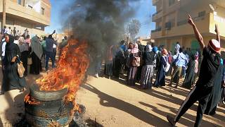Sudan güvenlik güçleri, protestocuları dağıtmaya çalıştı