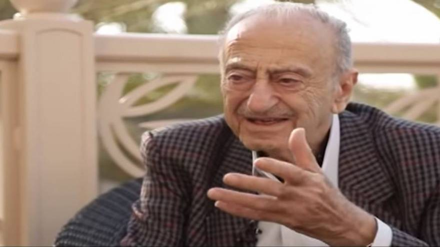 رحيل المخرج اللبناني العالمي جورج نصر عن عمر 92 سنة