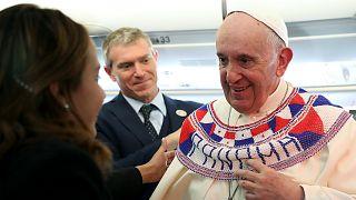 البابا فرنسيس: الخوف من المهاجرين يدفع الناس للجنون