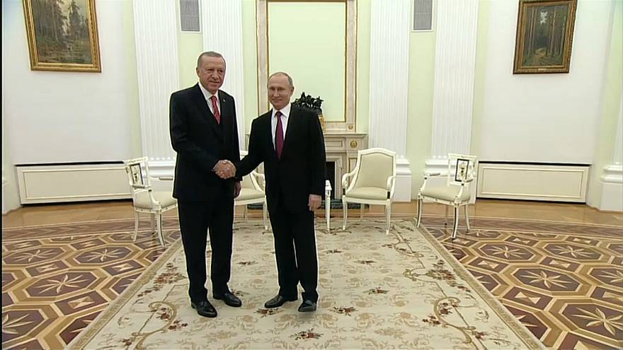 Török-orosz egyeztetés Szíriáról