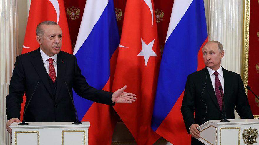 Putin und Erdogan feilschen um Syrien
