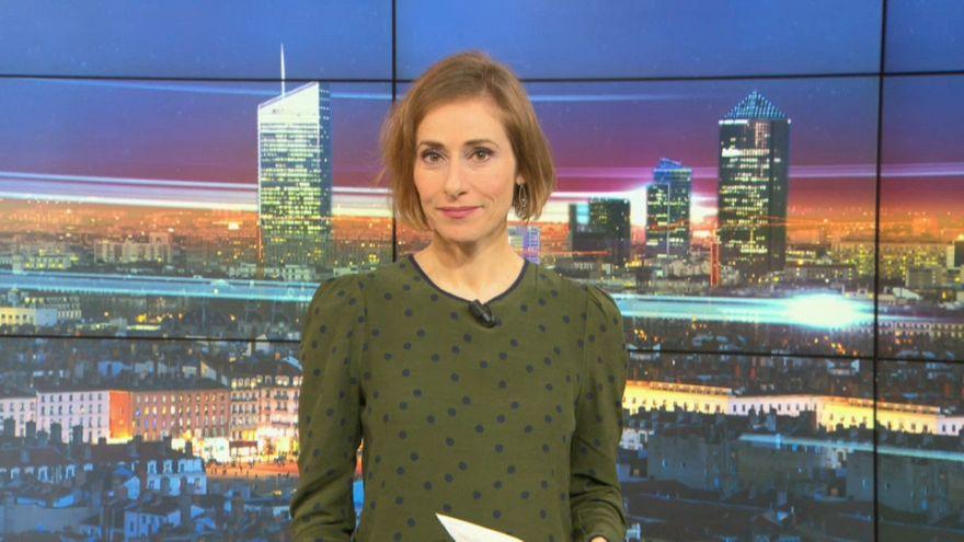 Euronews Soir : l'actualité de ce 23 janvier