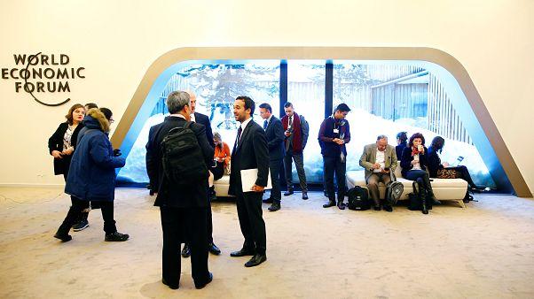 O outro lado de Davos: Uma manhã com jovens influenciadores