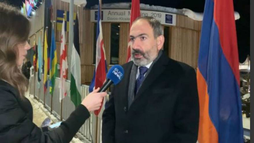 It's time for Armenia to 'transform political revolution to economic one', says PM Nikol Pashinyan