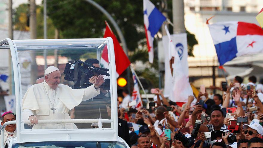 Weltjugendtag: Der Papst feiert in Panama mit 100.000 jungen Pilgern