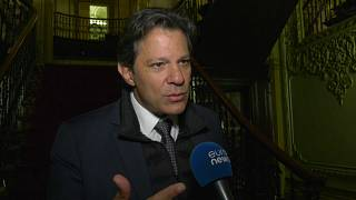 ENTREVISTA: Haddad diz que povo vai contrariar Bolsonaro