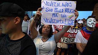 La derecha sudamericana sigue a EEUU en el reconocimiento de Guaidó como presidente