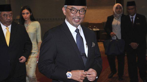 تعيين سلطان عبدالله سلطان ملكا جديدا لماليزيا