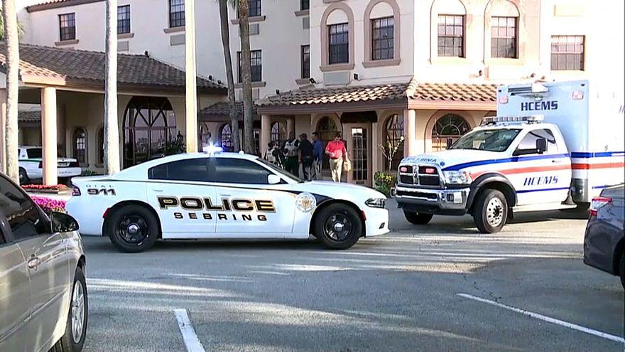 Öldöklés egy floridai bankban