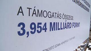 11 ezer milliárd forintnyi uniós támogatást kapott Magyarország 15 év alatt