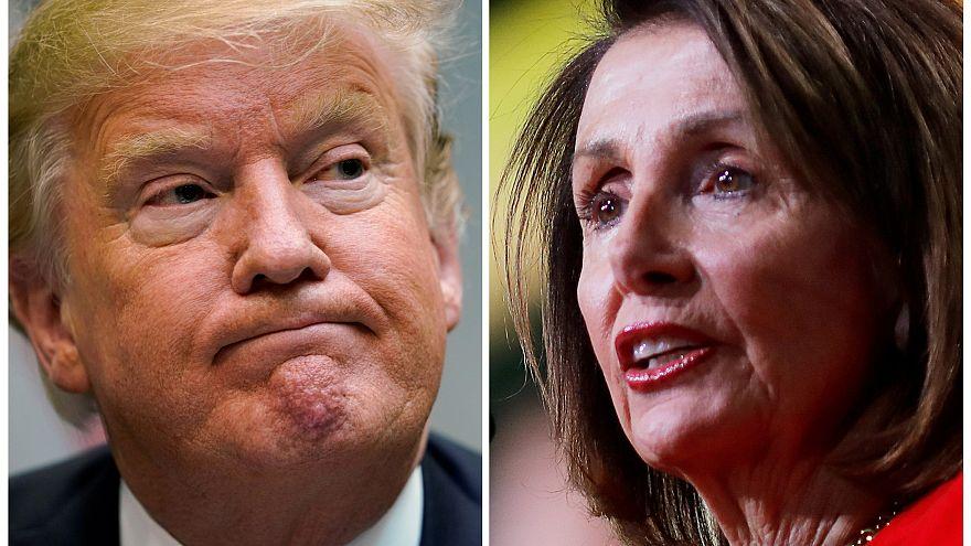 Hausrecht: Pelosi sperrt Trump aus