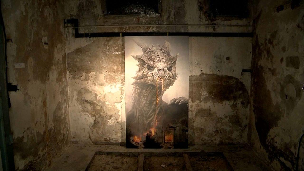 """Ausstellung """"Unseen Westeros"""": Pilgerfahrt für """"Games of Thrones""""-Fans nach Berlin"""