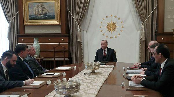ترکیه: آمادهایم در سوریه «منطقه امن» ایجاد کنیم؛ با دولت اسد رابطه داریم