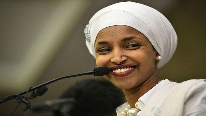 النائبة الأمريكية الصومالية الأصل إلهان عمر