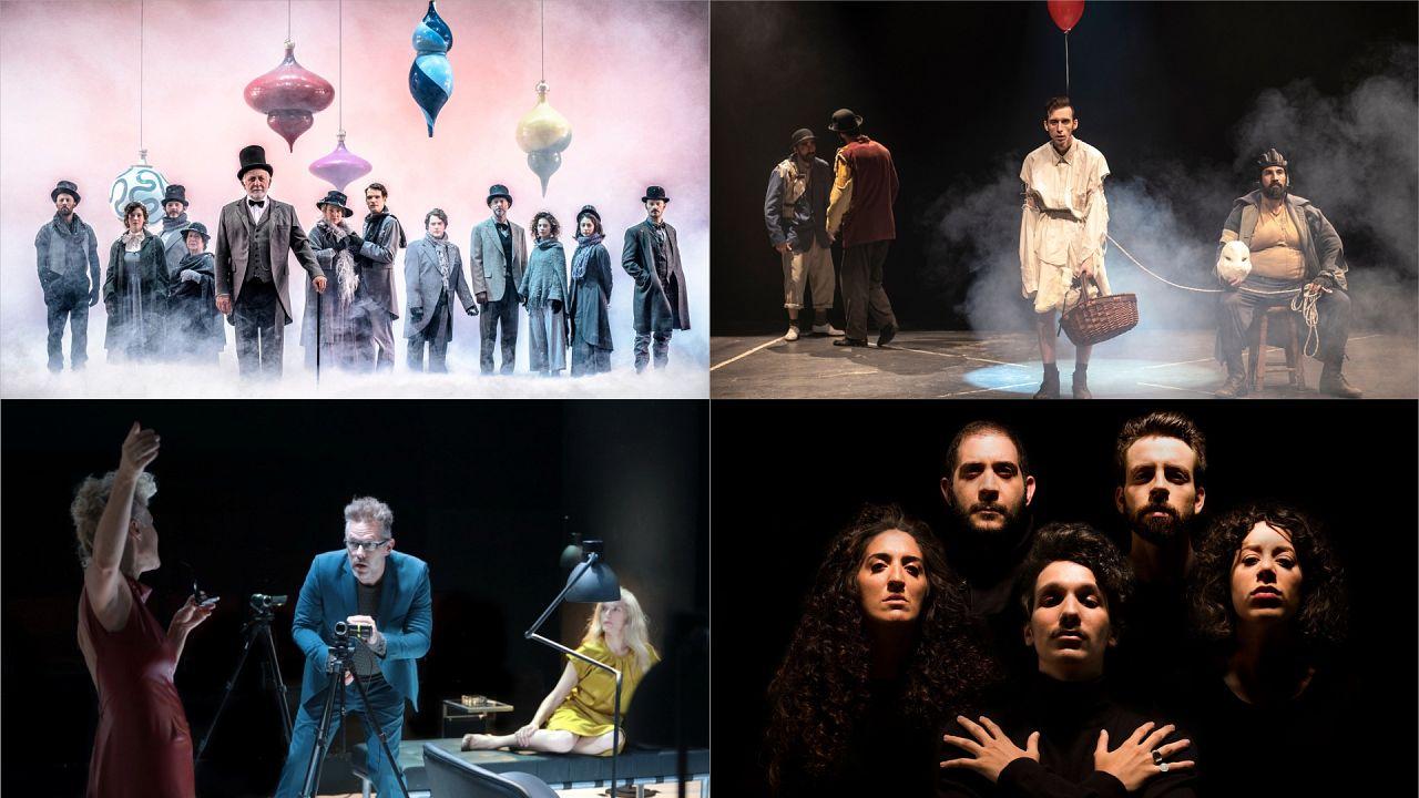 Τελευταία ευκαιρία για πέντε εξαιρετικές θεατρικές παραστάσεις
