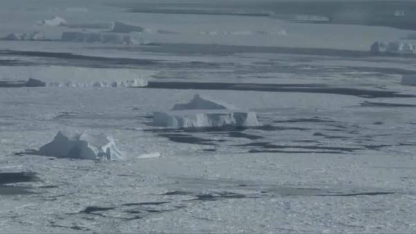Scientists drill over 2km through ice layer in West Antarctica for first time ever