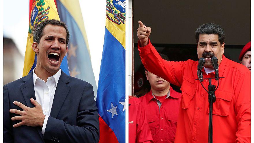 Venezuela siyasi krizi dünya liderlerini ikiye böldü: Hangi ülke kimin tarafında?