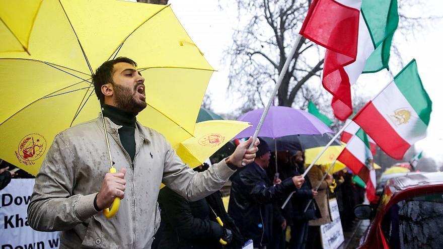 إيران تعتقل 7000 شخص في العام 2018