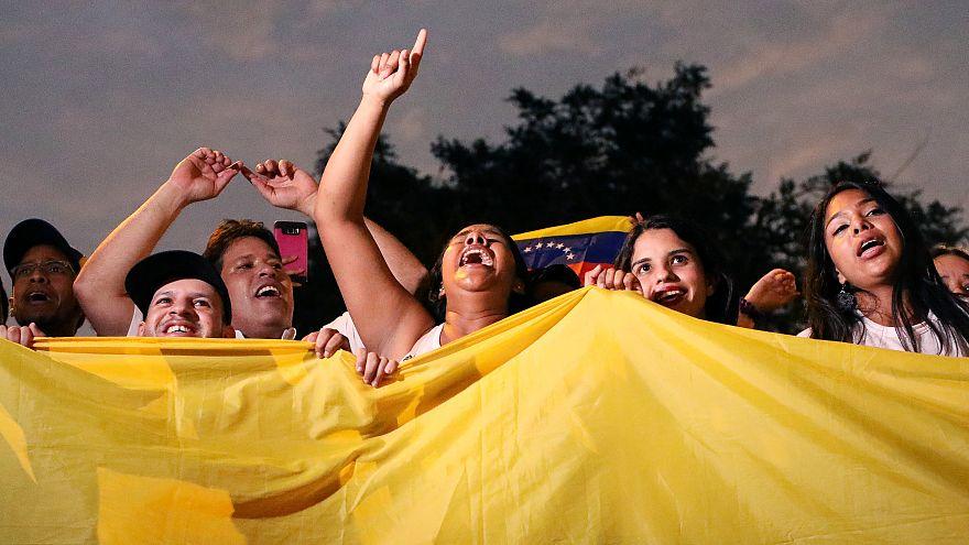 Changement de président au Venezuela ? L'espoir des exilés vénézuéliens