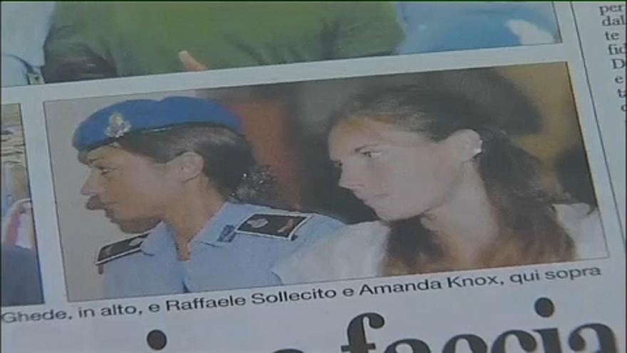 Italy ordered to pay Amanda Knox €18,400 in damages