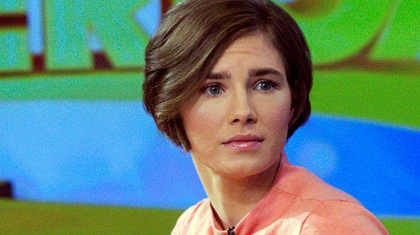Itália condenada a pagar 18 mil euros a Amanda Knox