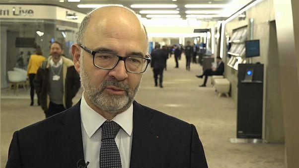 Pierre Moscovici apela à luta contra o populismo