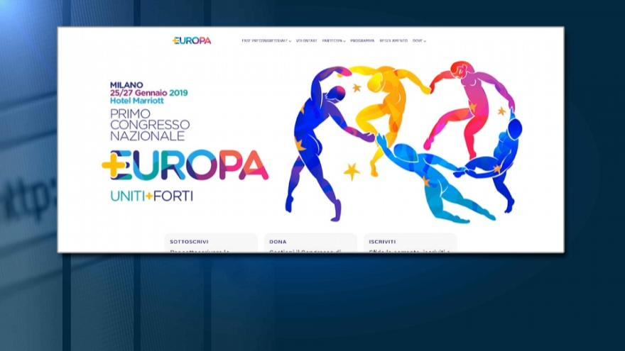 Si apre il congresso di +Europa: le posizioni dei tre candidati alla segreteria