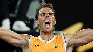 Rafael Nadal a uma vitória de fazer história em Melbourne