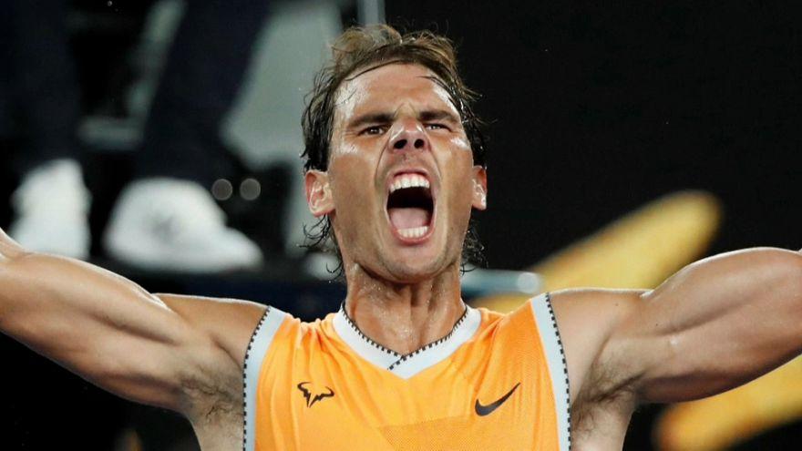 Nueva final en Australia para Rafa Nadal