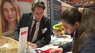Österreich: Jobbörse für Flüchtlinge in Wien