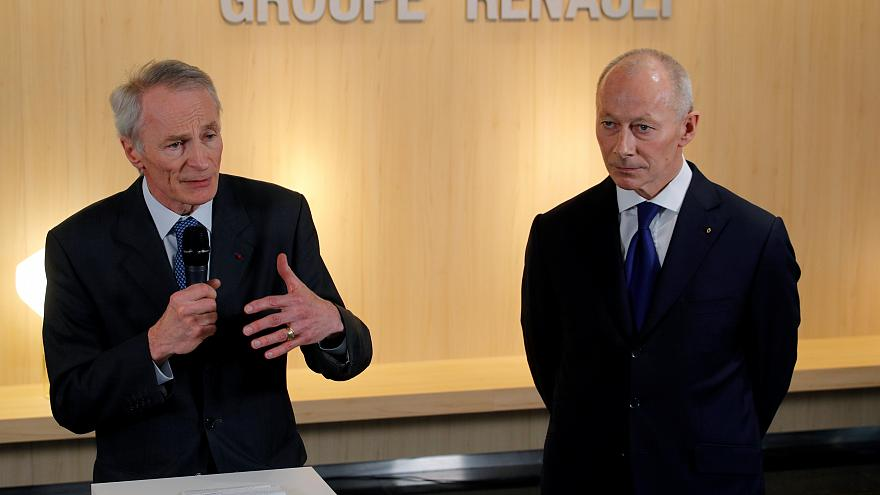 Renault: Jean-Dominique Senard nommé président, Thierry Bolloré directeur général