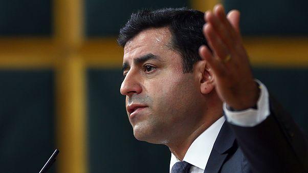 """Demirtaş: """"İşi sadece Cemaat'e yıkmıyorum, Cemaat AKP'nin beyniydi"""""""