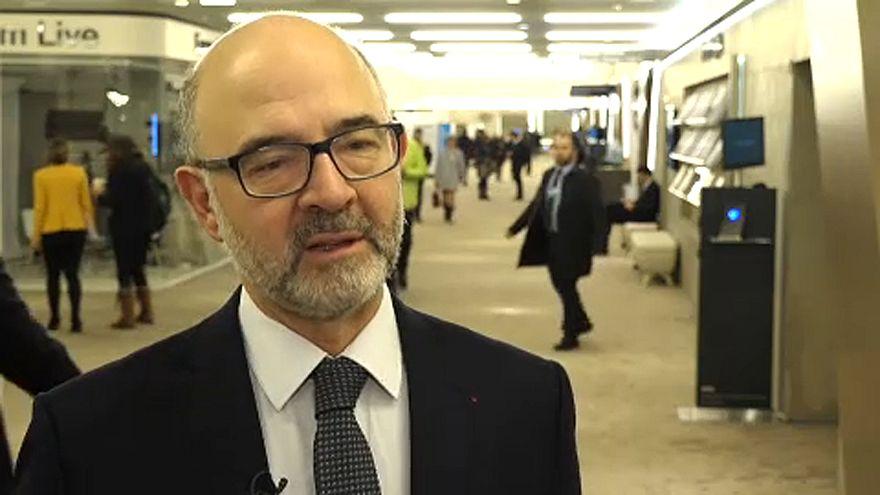 """Moscovici : """"le nationalisme, c'est la guerre"""""""