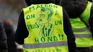 """Coletes amarelos"" candidatos a eurodeputados"