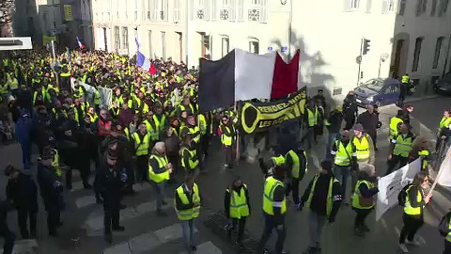 Frankreich: Gelbwesten erwägen Teilnahme an Europawahl
