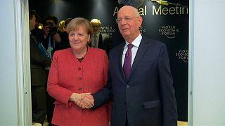 Defensa del multilateralismo en Davos