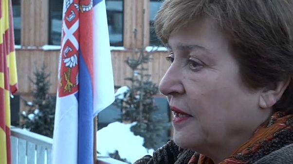 Zuspruch für Merkel: Wirtschaftsfachleute warnen vor Ende des Multilateralismus