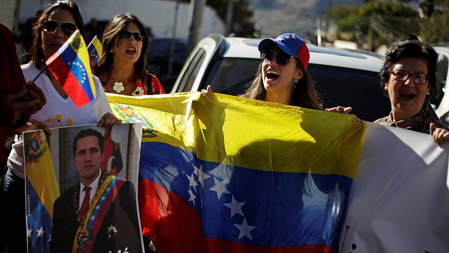L'UE partagée sur le Venezuela
