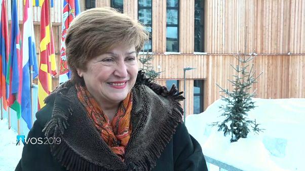 "Davos, Presidente Banca mondiale alle donne: ""Fatevi valere"""