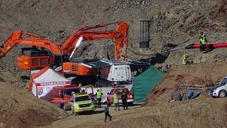 Miners enter rescue tunnel to find missing Spanish 2-year-old believed to be trapped in well