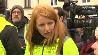 Raw Politics: 'Gilets jaunes' protesters announce candidates for European elections