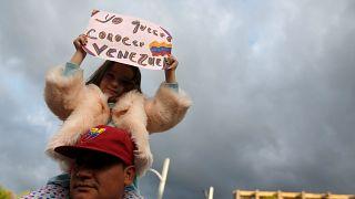 Dünya Maduro ve Guaido arasında bölündü: Avrupa Parlamentosu Guaido'yu destekledi