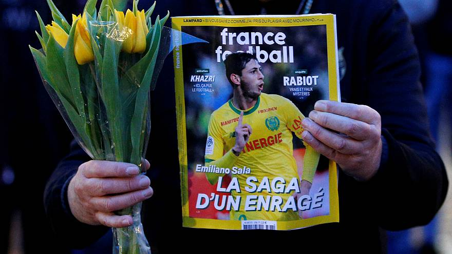 Search for missing footballer Emiliano Sala has been called off: Guernsey Police